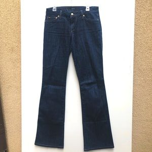 Joe's Jeans - Honey Curvy Fit Dark Wash Size 27